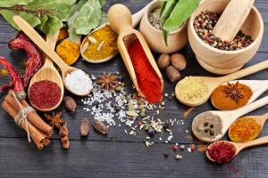 Top 10 Ways to Have a Taste Party with Herbs and Spices!