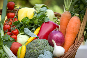 Eat Your Colors - It's National Nutrition Month