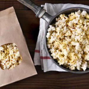 Popcorn Bar Ideas that are Full of Flavor