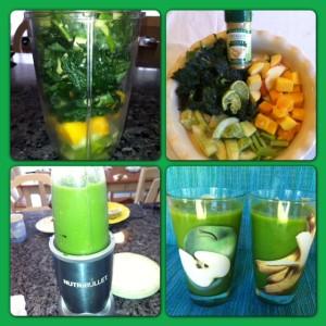 Refreshing Green Smoothie!