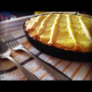 "My Bobe's Ricotta Cake ""A La Moi"""