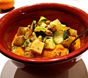 Creamy Autumn Harvest Soup