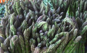 Raise Your Spear, Asparagus is Here!