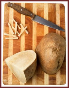 Jicama - A Crunchy Refreshing Vegetable
