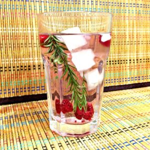 Infuse Your Water -Healthy Hydration!