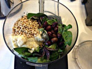 ingredients sans peas
