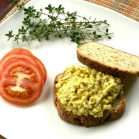 Curry Egg Salad Melissa S Healthy Living Melissa S Healthy