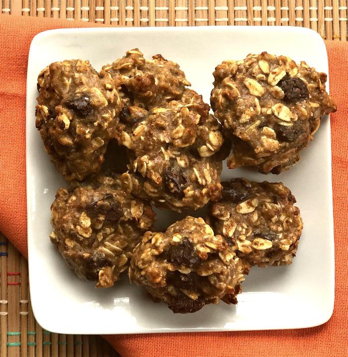 protein oat cookies