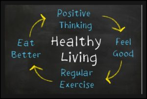 positive healthy thinking HP