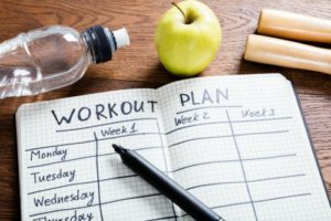workout plan for overcoming barriers to exercise