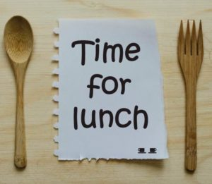 Skipping Lunch? Think Again!