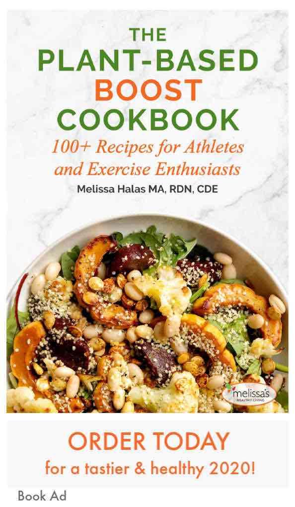 colorful plant-based recipe cookbook over 100 recipes