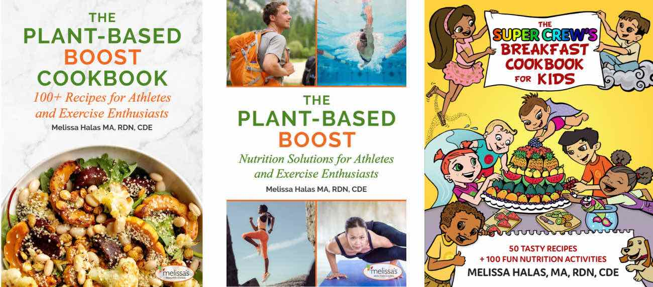 plant based recipe books