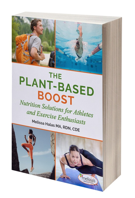 Cover for The Plant-Based Boost Nutrition Solutions for Athletes and Exercise Enthusiasts, for iron for athletes and plant-based eaters