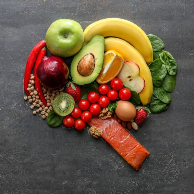 healthy foods for brain health