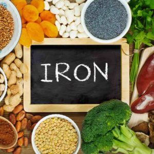 iron rich foods for athletes vegetarians and plant-based