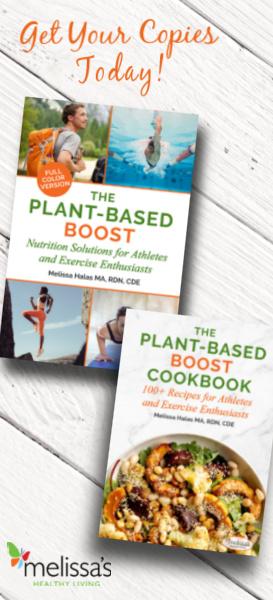 Melissa Halas Plant Based Books