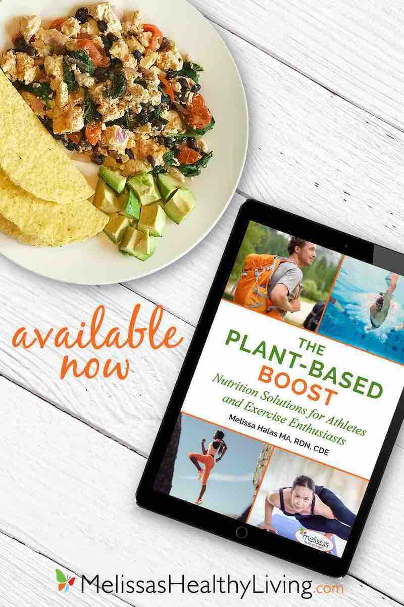 Plant-based boost in ebook