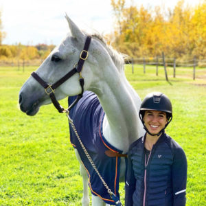 Equestrian Athlete: Cross-Training & Nutrition Beat Talent