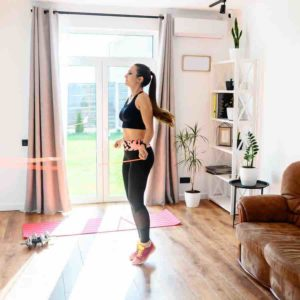 mastering fun workouts at home