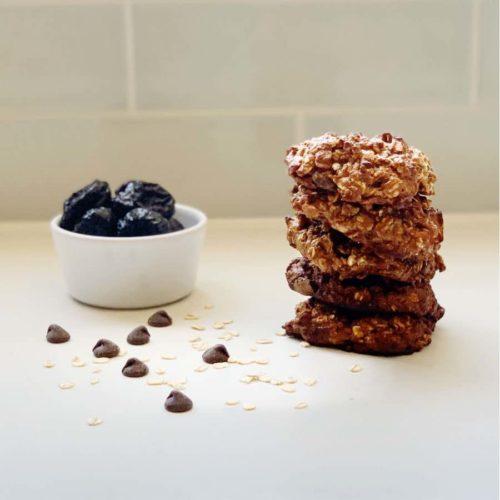 Plum Candy Breakfast Cookies july 2020